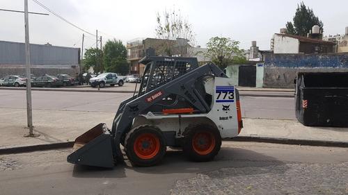 mini pala bobcat 773 año 2005