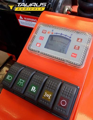 mini pala cargadora manipulador tl-1100 taurus agricola