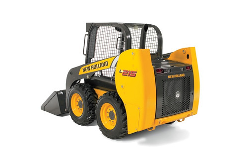 mini pala cargadora new holland l215 - consulta financiacion
