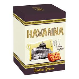 Mini Panetone Havanna Gotas Chocolate E Doce De Leite 130g