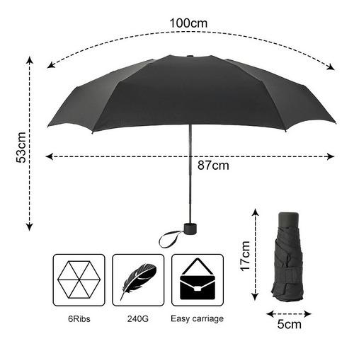 mini paraguas