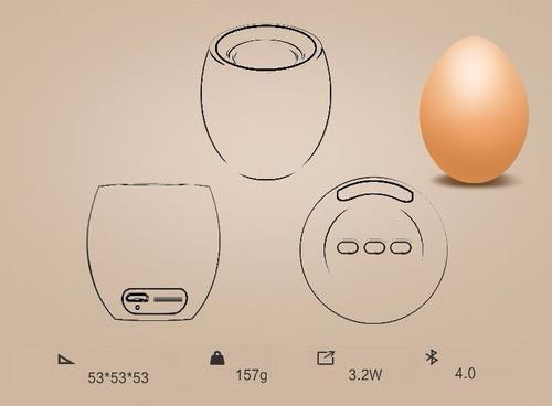 mini parlante e5 bluetooth 4.0 auxiliar sd andoid iphone