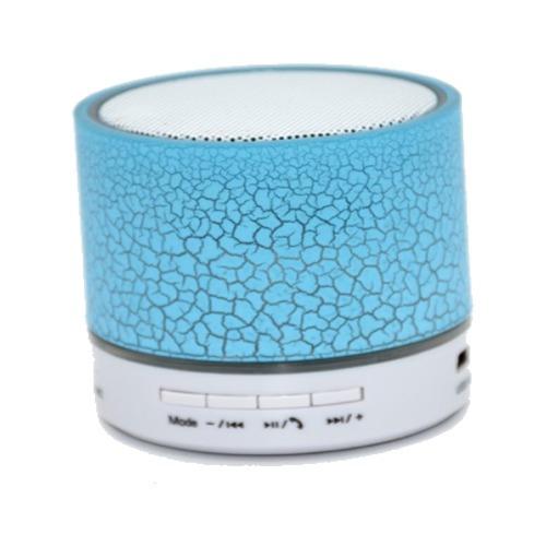 mini parlante led bluetooth, microfono, radio fm/mp3