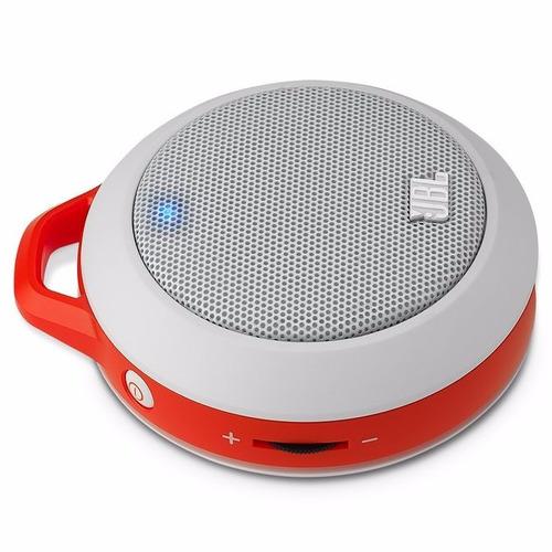 mini parlante portatil jbl micro ii bateria recargable