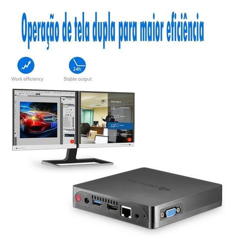 mini pc abled2 2gb/32gb intel atom x5 windows 10 64bits