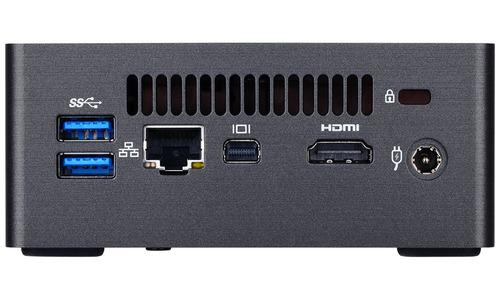 mini pc barebone gigabyte brix ga-bki3ha-7100 intel core i3