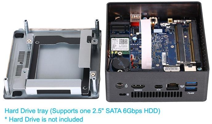 Mini Pc Gigabyte Brix Intel Core I5 7200 Sin Ram Ni Disco