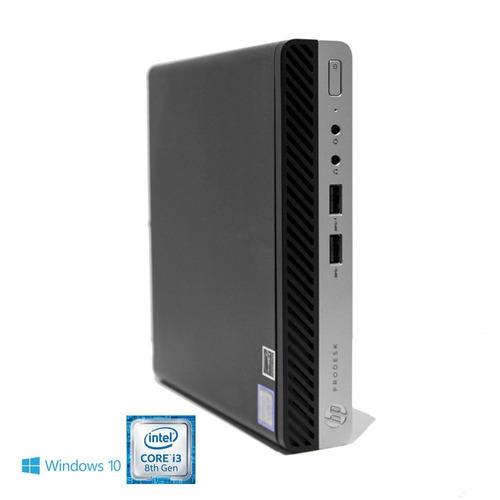 mini pc hp prodesk i3 8gb ram 500gb+monitor 21 +impresora hp