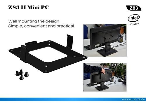 mini pc intel atom x5 z8350 2gb de ram hd 32gb windows 10