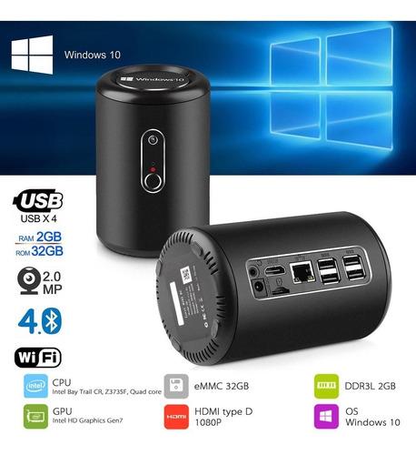mini pc intel quad core 2gb ram hd 32gb hdmi wifi windows 10