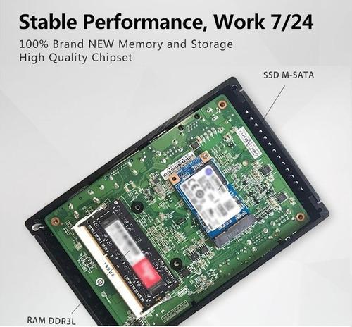 mini pc k1 - quad core amd a6 1450
