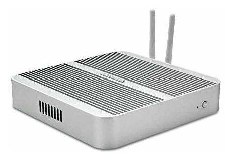 mini pc kingdel fanless, htpc, nuc con cpu intel i5, 8 gb de