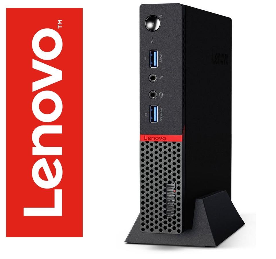Mini Pc Lenovo M700 Tiny I5-6500t + 8gb Ddr4 + 500gb Usb 3 0