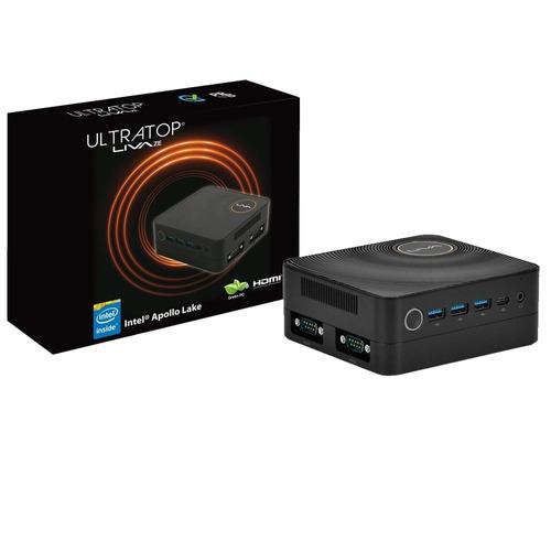 mini pc liva ze - uln33504500 dual core n3350 4gb hd 500gb
