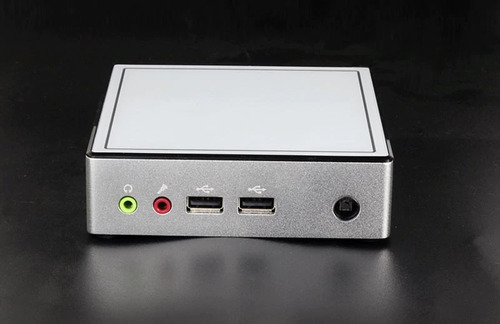 mini pc nuc intel i3 8gb expansível ssd 512gb  windows wi-fi