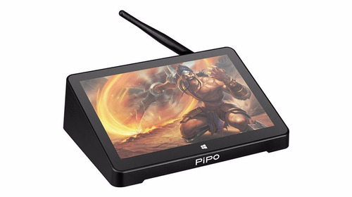 mini pc pipo x8  windows 8.1 android4.4 2 gb , 32gb, 4 usb