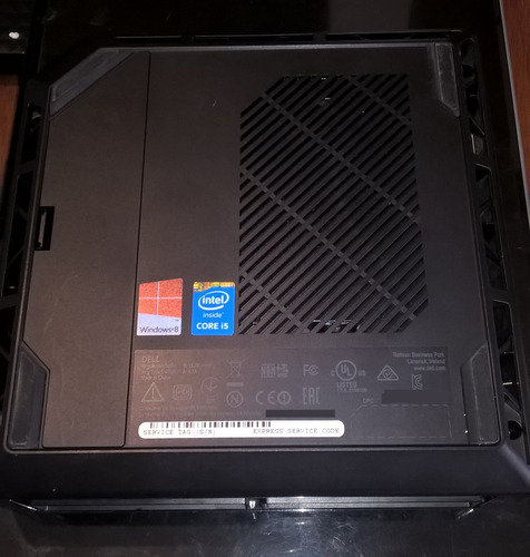 mini pc sff dell alienware alpha r1 i5 8gb gtx860m ssd 480gb