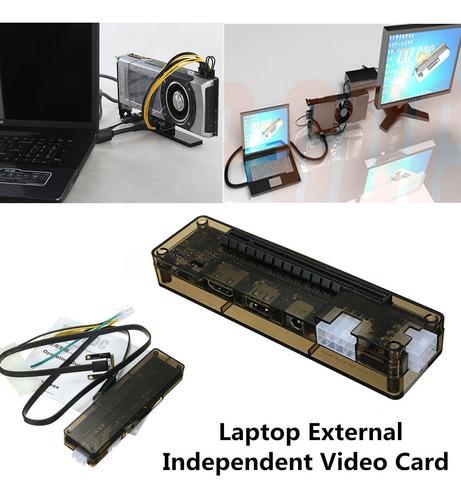 mini pci-e v8.0 independent exp gdc beast laptop tarjeta de