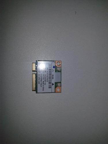 mini pci wireless original notebook