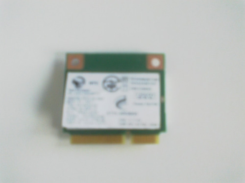 mini pci wireless original notebook lenovo g485 - ar5b95