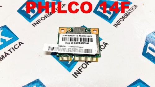 mini pci wireless philco 14f wn6606lh