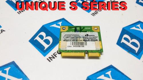 mini pci wireless positivo s2065 s séries aw-ne238h