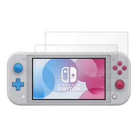 Mini Película De Vidro Temperado Para Nintendo Switch Lite