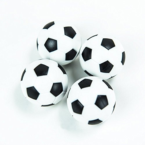 ef55ca23ef79d Mini Pelotas De Fútbol De Repuesto Foosballs Huji (4) -   61.777 en ...