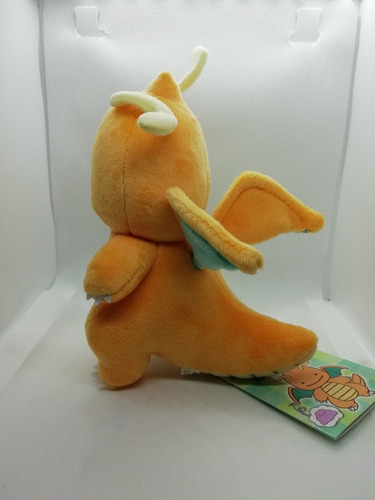 mini peluche ditto dragonite pokemon center edición limitada