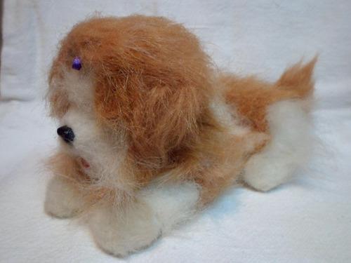 mini pelúcia cachorrinho furreal usado