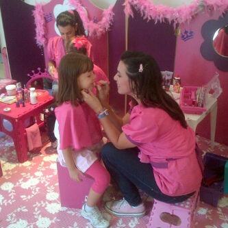 mini peluquería & spa para niñas lov11
