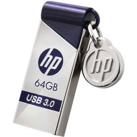 Mini Pendrive Hp 64gb Usb 3.0 Hp X715w Original Frete A Combinar R$ 15,00