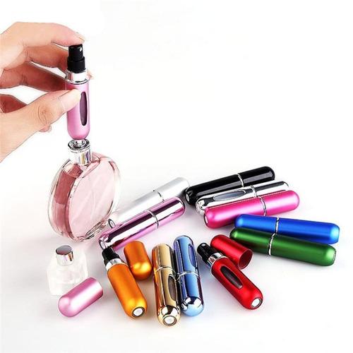 mini perfumero regalo souvenir recargable 5ml atomizador