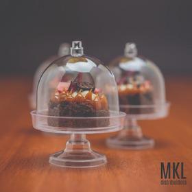 Mini Pie Bajo Con Tapa - Finger Food - Pack X10u