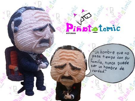 mini piñatas originales y personalizadas