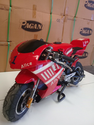 mini pista 49 cc pagani