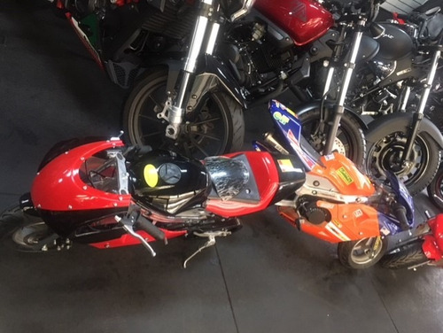 mini pista 49cc minimoto niño