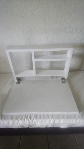 mini pizarrón escritorio de pared infantil exhibir material