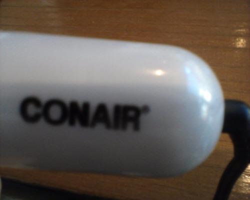 mini plancha onduladora ,p/  cabello marca conair