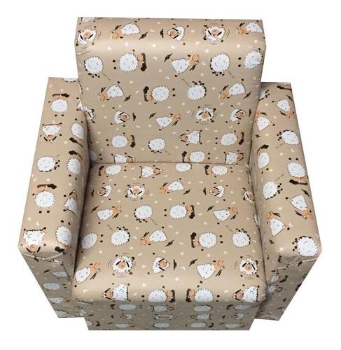 mini poltrona sofá infantil p/ criança