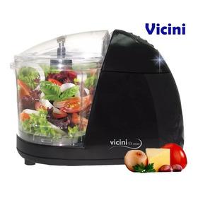 Mini Processador 220v 110v Bivolt P Frutas Elétrico Legumes