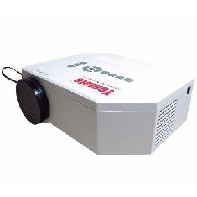 mini projetor data show mpr-9009 - tomate