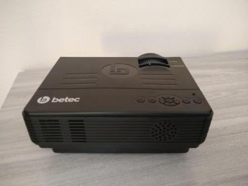 mini projetor led  betec 1200 lumens