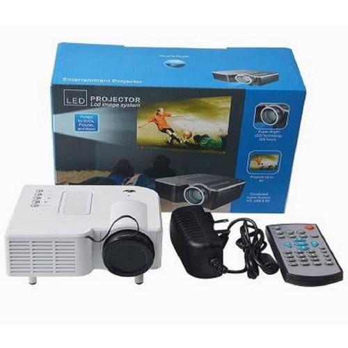 mini projetor led  hd 1920x1080  usb/sd/hdmi 20 a 80 polegad