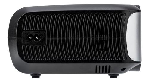 mini projetor portatil led - hd - betec bt728 - 2200 lumens