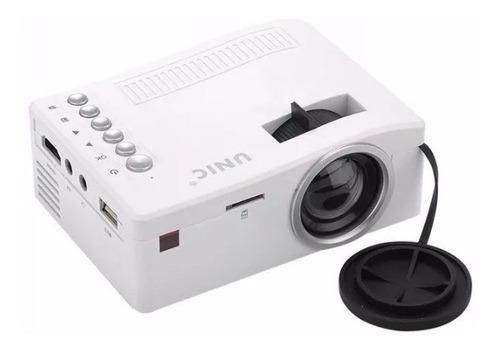 mini projetor portátil uc 18 de 400