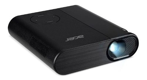 mini proyector acer portable c200 + led+ bateria
