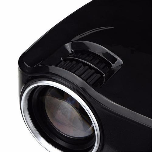 mini proyector gp70 full hd 1500 lumenes envios