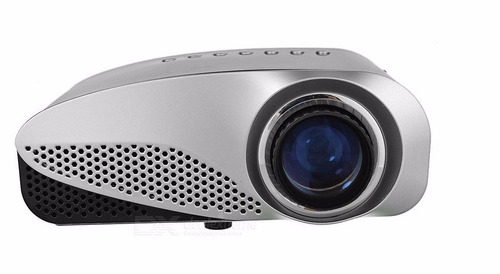 mini proyector gp8s full hd 200 lumens envios