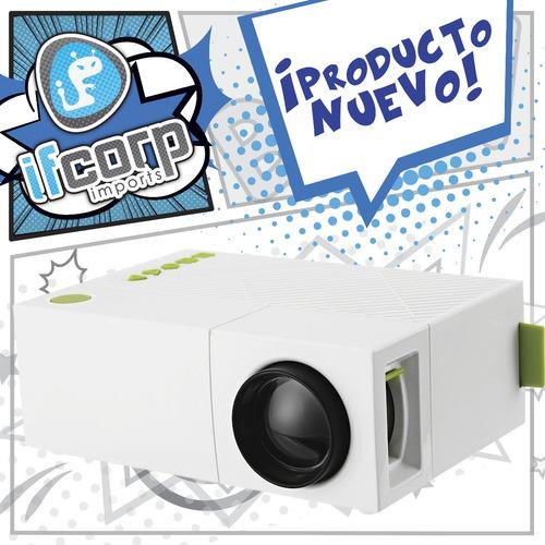 mini proyector hdmi economico xbox one ps4 iphone dvd